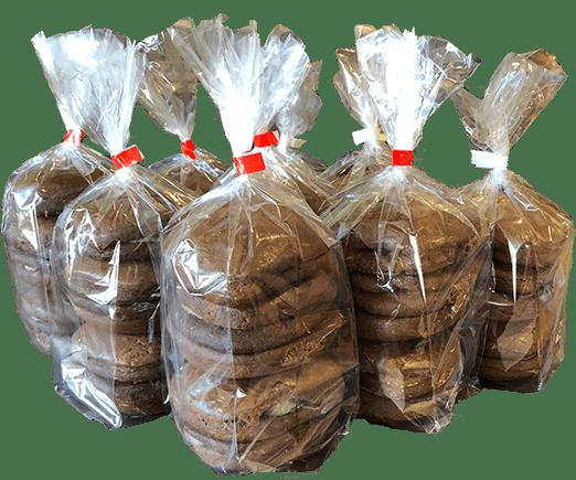 Bakkerij Bril's gevulde koeken koeken-st