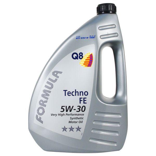 Q8 Formula Techno FE Plus 5W30 4L Q8290819
