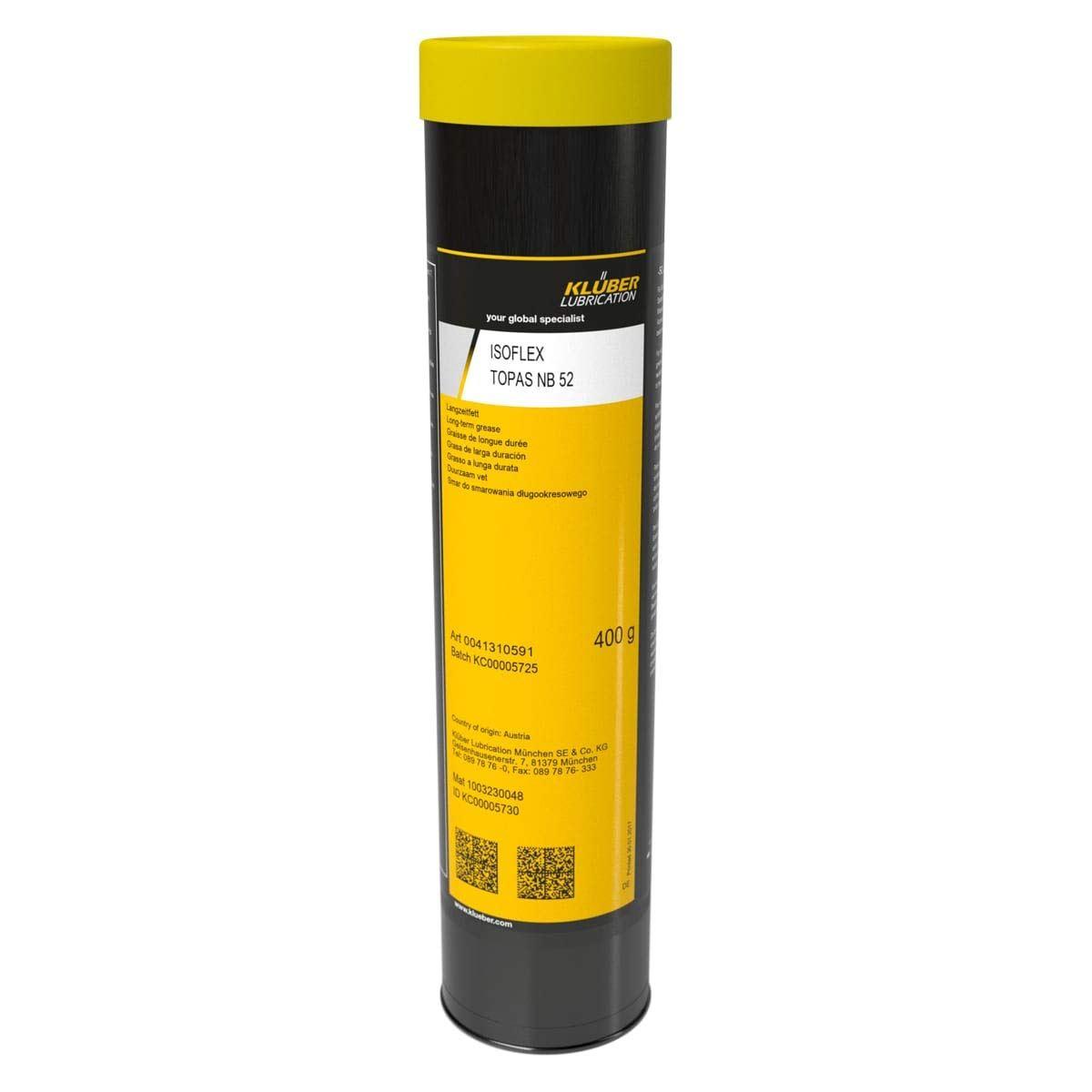 Kluber Isoflex Topas NB 52 400GR 004131-400GR
