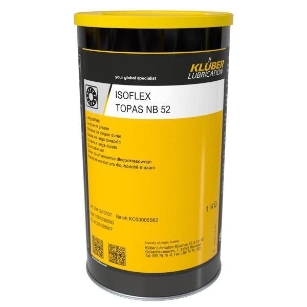 Kluber Isoflex Topas NB 52 1KG 004131-1
