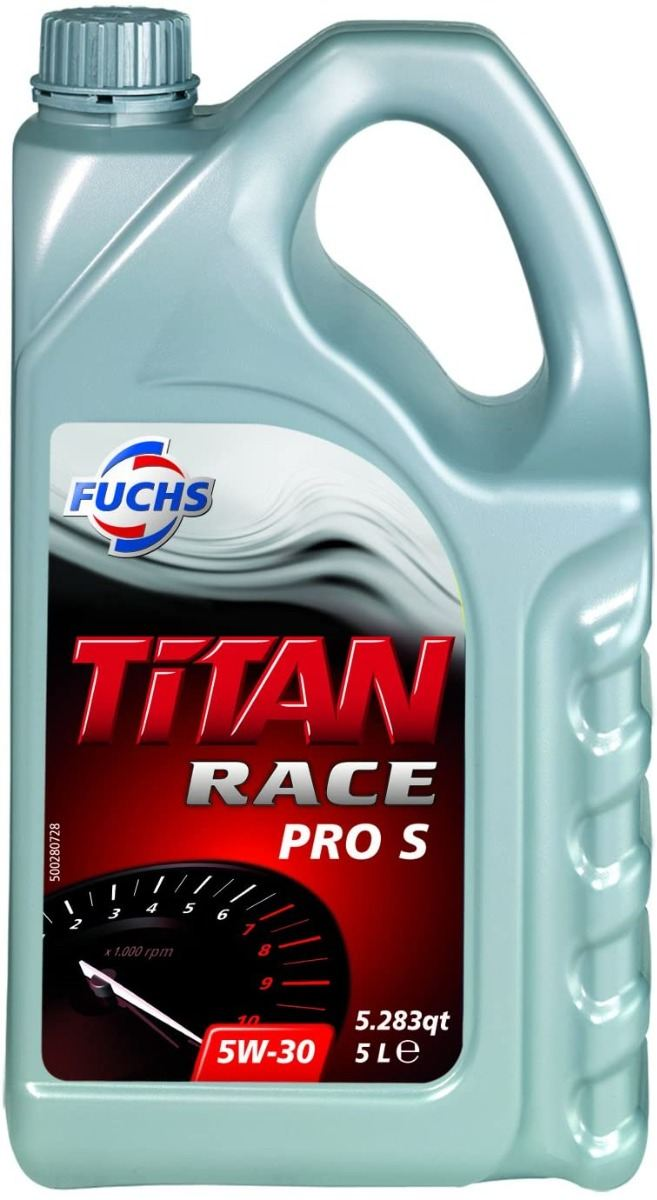 Fuchs Titan Race Pro S 5W-30 4x5L 600888077-4