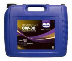 Eurol Super Ultra II 0W30 20L