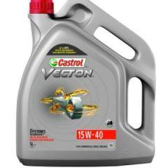Castrol Vecton 15W40 CK-4 E9 5L