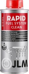 JLM Rapid Diesel Fuel System Clean 500ML