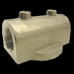Cim-tek Filterhouder type 200 Aluminium 1Stuk