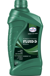 Eurol Powersteering Fluid D 1L