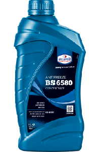 Eurol Antifreeze BS6580 1L
