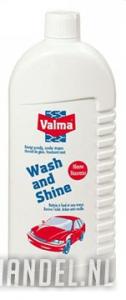 Wash & Shine fles 1L