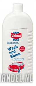Valma Wash & Shine fles 1L
