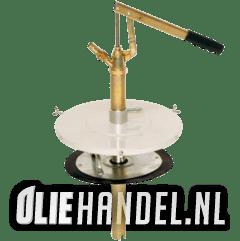 DCQ Schaarvetspuit vulpomp voor 20kg emmer