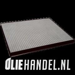 Kunststof lekplaat type 1 1200x1000x100mm