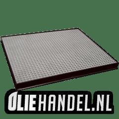 DCQ Kunststof lekplaat type 1 1200x1000x100mm