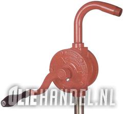 DCQ Roterende vatpomp 60 & 200 L vaten