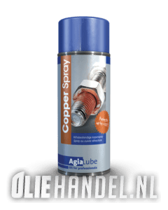 Agialube Copper Spray 400ml