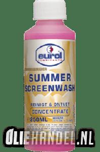 Eurol Summerwash concentrate 250ml