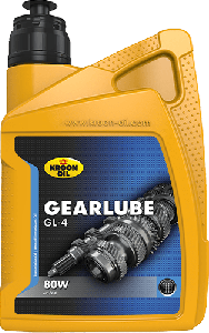 Kroon Oil Gearlube GL-4 80W 1L