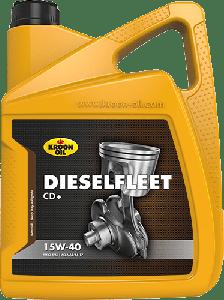 Kroon Oil Dieselfleet CD+ 15W40 5L
