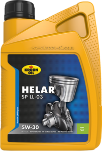 Kroon Oil Helar SP 5W30 1L