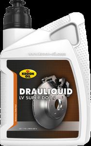 Kroon Oil Drauliquid-LV DOT 4 1L