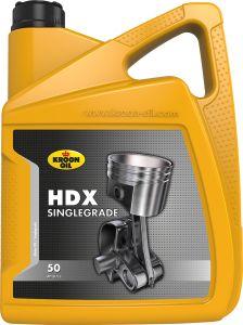 Motoroil HDX 50 5L