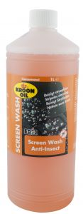 Kroon Oil Screenwash Anti-Insect 1L