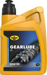 Kroon Oil Gear Oil LS 80W90 1L