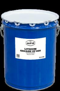 Eurol Lithium grease EP 000 12.5KG