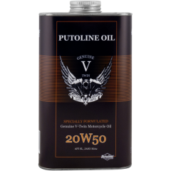 Putoline Genuine V-Twin 20W50 1L