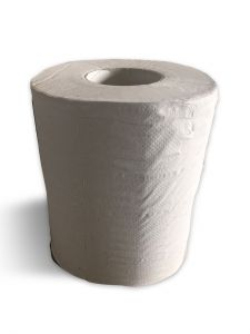 DCQ Witte papier Rol (1stuk)