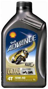 Shell Advance ultra 4T 10W40 1L