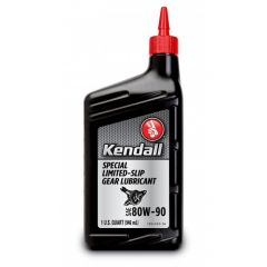 Kendall Special Limited Slip 80W90