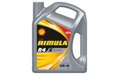 Shell Rimula R4 X 15W40 5L