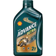 Shell Advance Ultra 2T 1 L