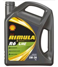 Shell Rimula R6 LME 5W30 5L