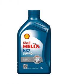 Shell Helix HX 7 5W40 1L