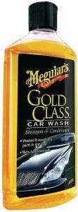 Gold Class Car Wash Shampoo & Conditioner 473ml