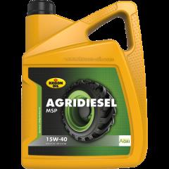 Agri Diesel MSP 15W40 5L