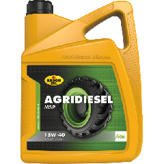 Kroon Oil Agri Diesel MSP 15W40 5L