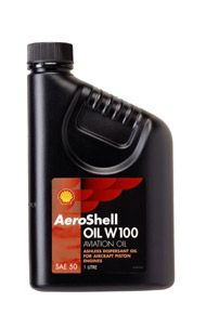 AeroShell Oil W 100