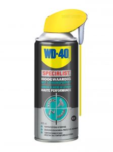 WD40 Wit Lithiumspuitvet 400ml 400ml