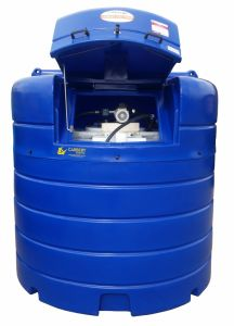 DCQ Polyethyleen opslagtank