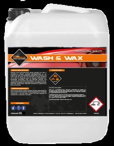 Degreaz Wash & Wax 5L