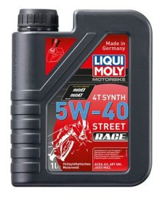 LiQui Moly Motorbike 4T Synth 5W40 Race 1L