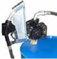 DCQ Panther pompset 230V vatmontage