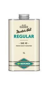 Motorex Regular SAE 40 1L