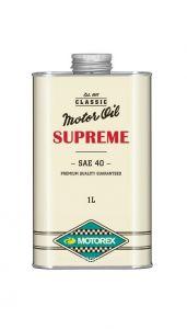 Motorex Supreme SAE 40 1L