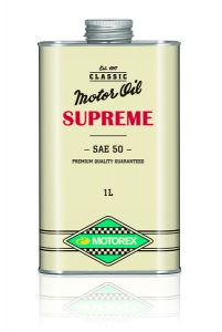 Motorex Supreme SAE 50 1L