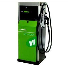 DCQ Petrotec Euro 1500 40 + 40/80 ltr/min. dubbel