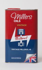 Vintage Millerol 40 1L