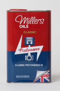Millers Classic Pistoneeze 50 1L